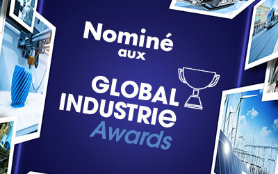 Nominé aux Global Industrie Award !