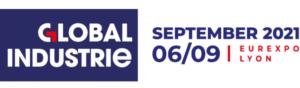 Global Industrie 2021 Lyon Logo